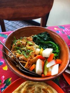 Sichuan Chilli Chicken Noodles
