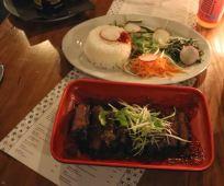 Beef Korean BBQ
