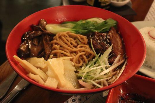 Pork Tonkotsu Ramen Bowl