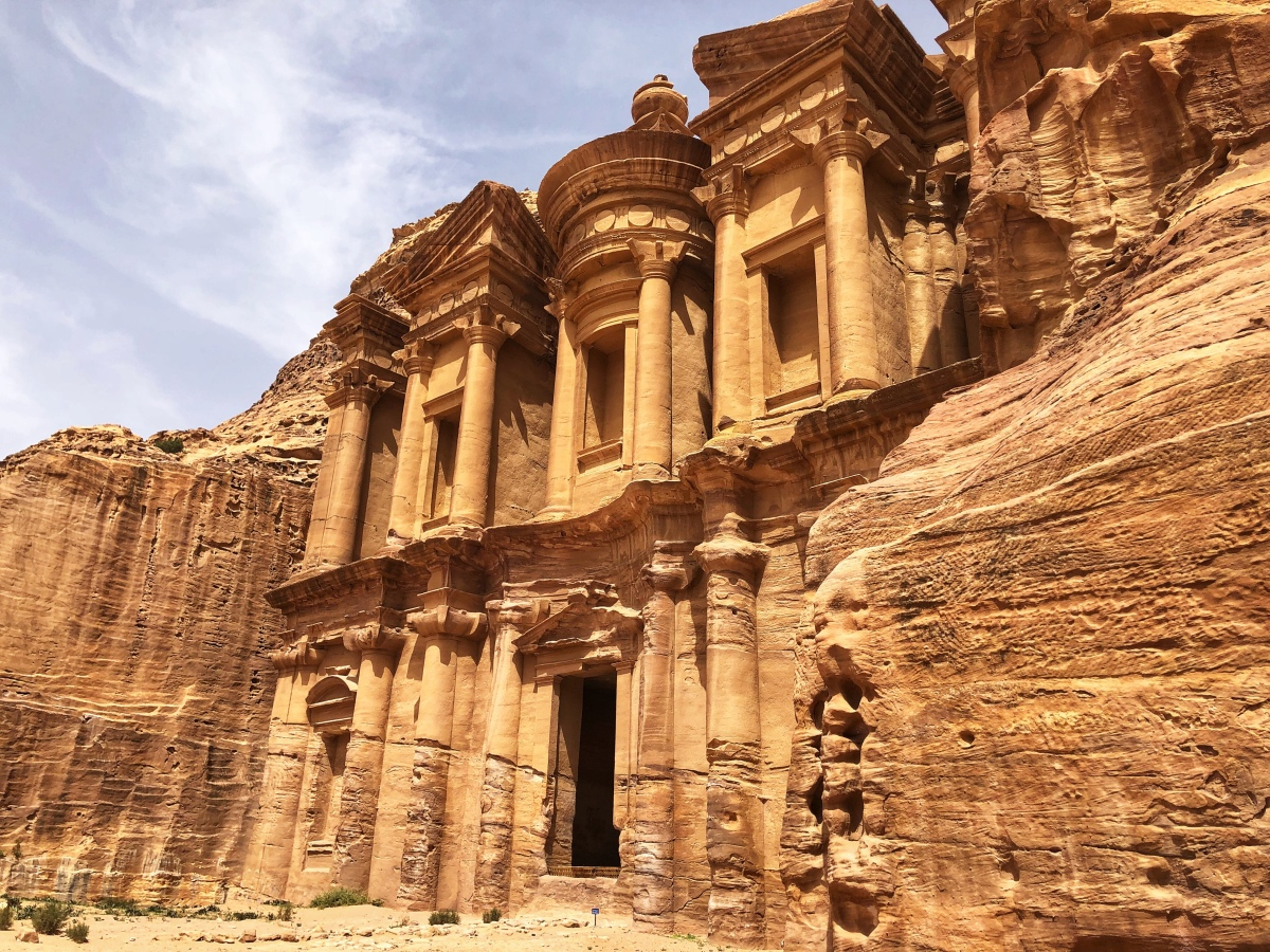 Jordan part 3- Petra the Rose City